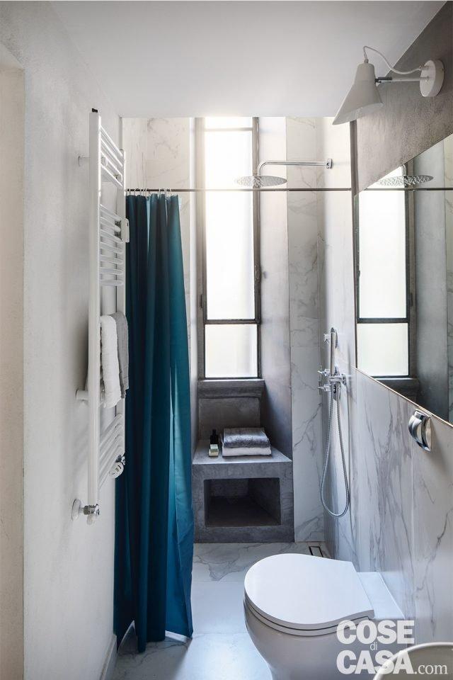 microcemento doccia milano