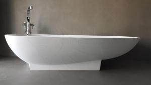 microcemento bagno roma