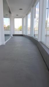microcemento pavimento roma
